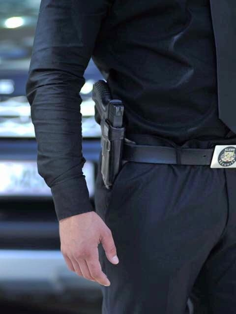 Under Cover Close Protection Agent