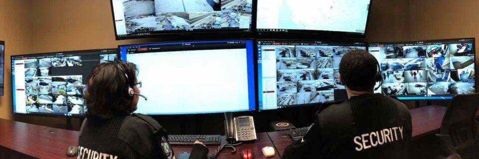 Videonadzor javnih površina i rad sa sustavima THZ-a